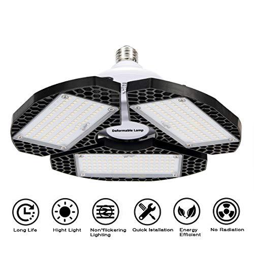 LED Garage Lights Deformable