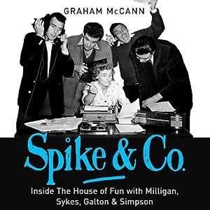 Spike & Co. Audiobook
