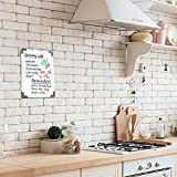 Small Dry Erase White Board – Magnetic Hanging