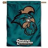 Coastal Carolina University CCU Chanticleers House Flag For Sale