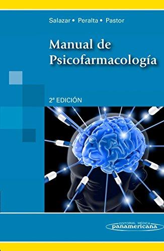 Manual De Psicofarmacologia / Psychopharmacology Manual (Spanish Edition)