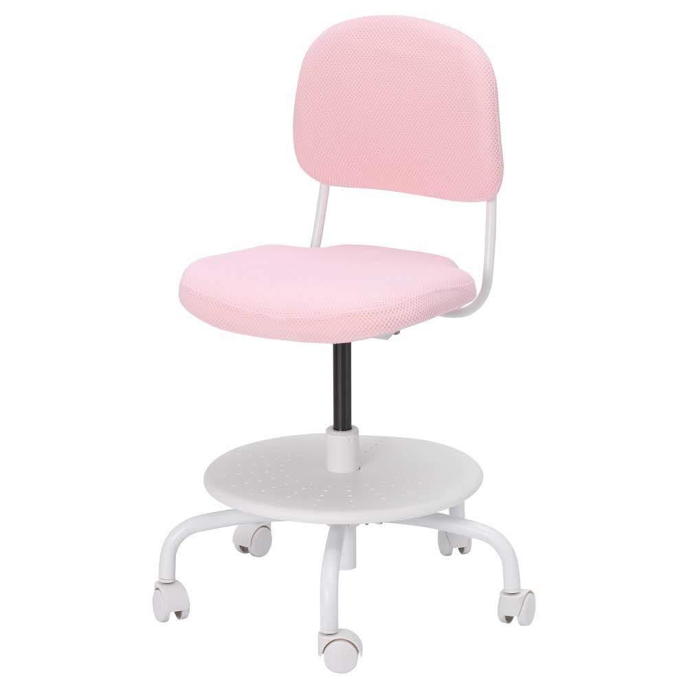 IKEA ASIA VIMUND - Silla de Escritorio Infantil, Color Rosa Claro ...