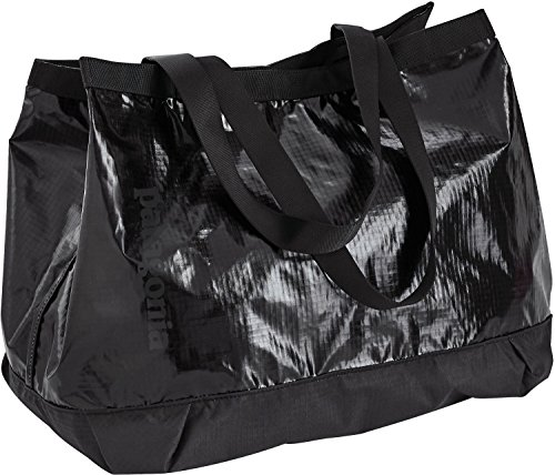 Patagonia Lightweight Black Hole Gear Tote 28L (Black)