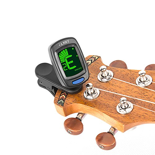Sangmei-Compact-Size-Clip-On-Tuner-LCD-Display-for-Guitar-Chromatic-Bass-Ukulele-Violin