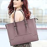 Laptop Bag for Women, 15.6 17 Inch Laptop Tote