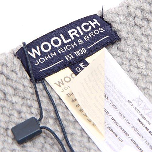 John Donna Grigio Rich Pon Sciarpa Bros amp; Woolrich Woman 7188s Scarf tqxp5RwBx