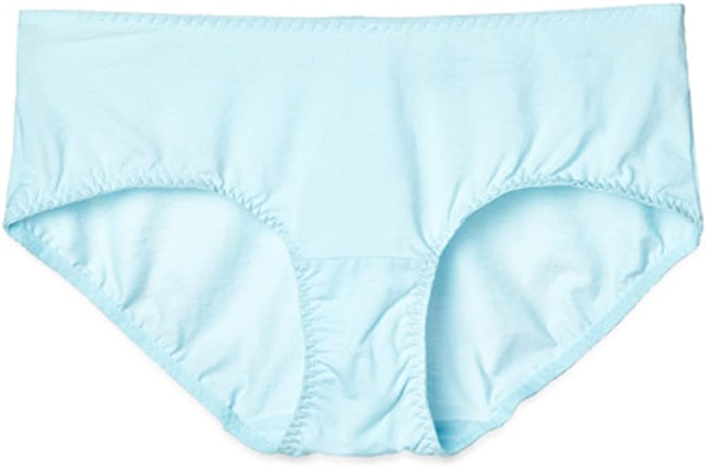 Ms fresh cotton underwear//Low-rise boxer briefs