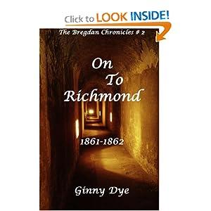 On To Richmond Ginny Dye