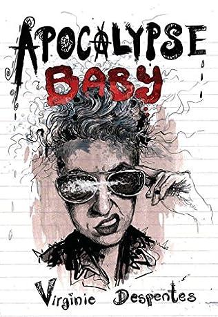 book cover of Apocalypse Baby