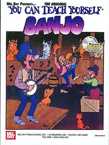You Can Teach Yourself Banjo (Book/CD Set)