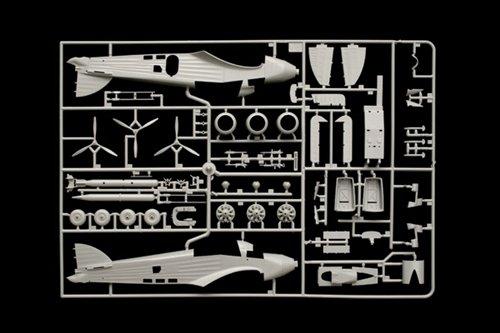 Italeri I1290 Aeromodelismo Escala 1:72 Importado