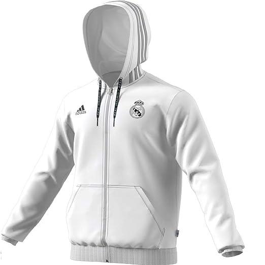 Amazon.com: Adidas Real Madrid - Sudadera con capucha y ...