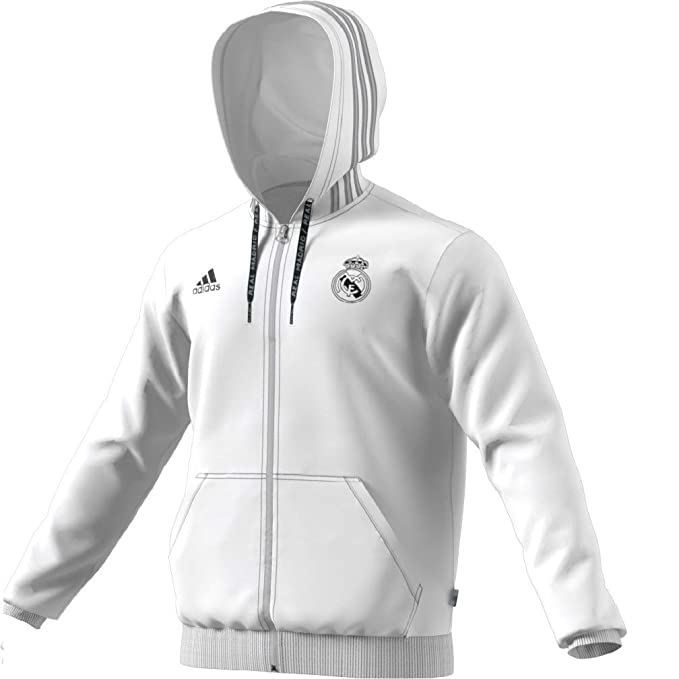 Amazon.com: Adidas Real Madrid - Sudadera con capucha y ...