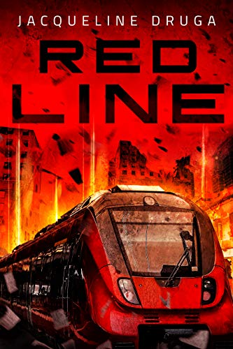 Red Line by [Druga, Jacqueline]