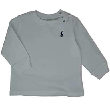 67373b5f9 Ralph Lauren Genuine Baby Boy s Long Sleeved top t Shirt Age 3 mth ...