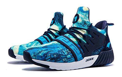 De Océan Mixte Bleu Running Chaussures Onemix Adulte 5S8BqHnw
