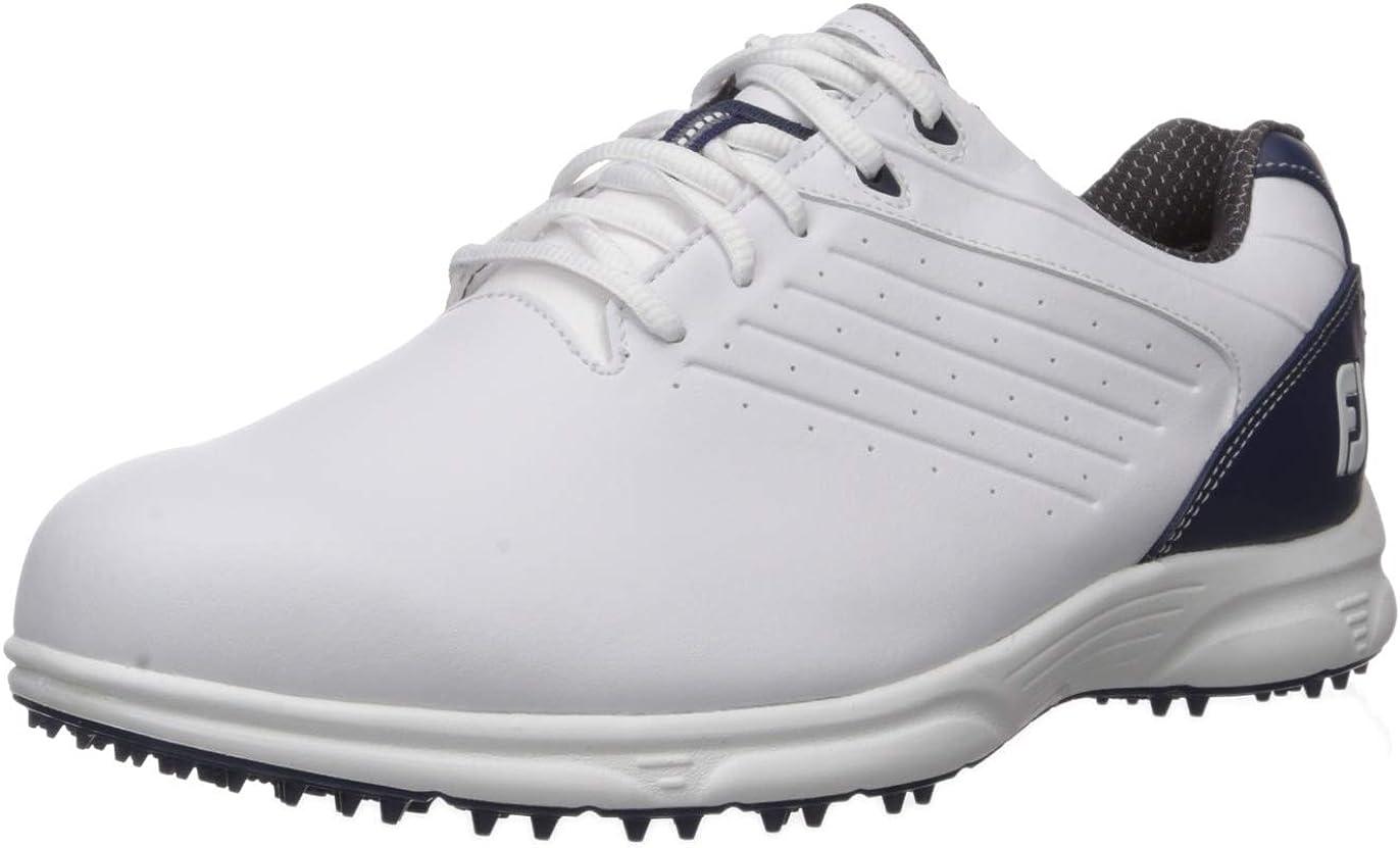 Amazon.com | FootJoy Men's Men's FJ ARC SL-Previous Season Style Golf Shoes | Golf