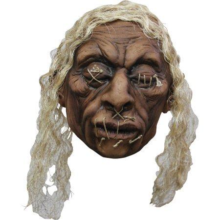 Shrunken Head Halloween Decoration ()
