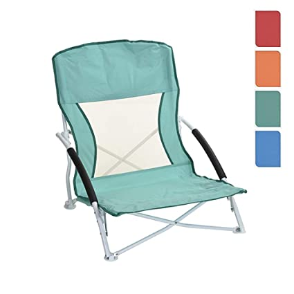 Unbekannt Silla de Playa Camping Silla F110 – Silla Plegable para Silla de jardín