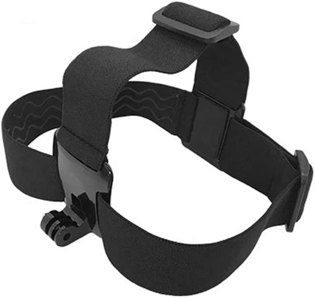 Coodio for GoPro Head Strap Headband Mount Holder with Adapter for DJI OSMO Pocket Camera