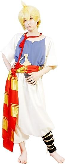 The Labyrinth of Magic MAGI Alibaba Cosplay Costume Any Size