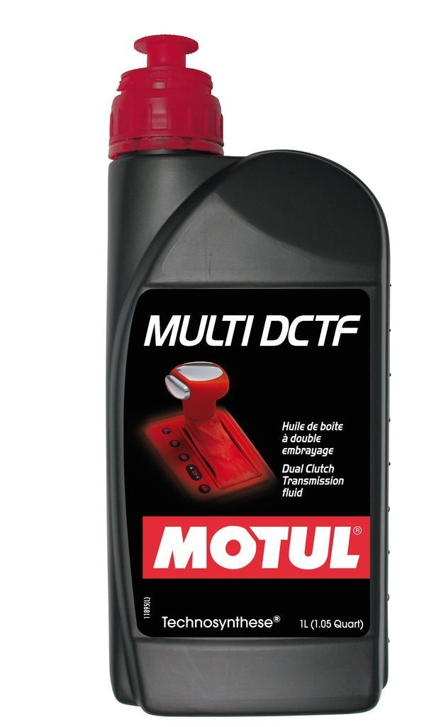 Motul Multi DCTF - Dual Clutch Transmission Fluid (Pack of 2) by Motul