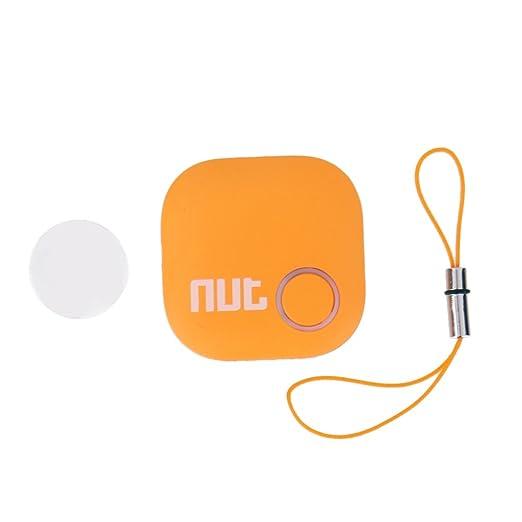 4 opinioni per MagiDeal Nut 2 Smart Mini Bluetooth Tracker Inseguitore Tag- 3 Colori- Arancione