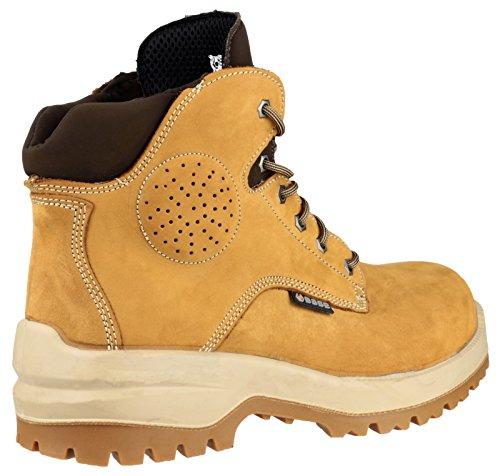 di Platinum Camel S3 merlettato Base Miele Bo716 sicurezza Top Mens slittamento SRC Boot BzTx6qg