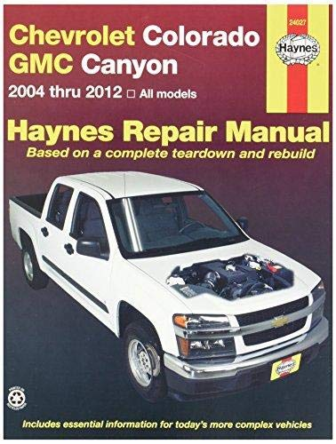 (Haynes Publications, Inc. 24027 Repair Manual)