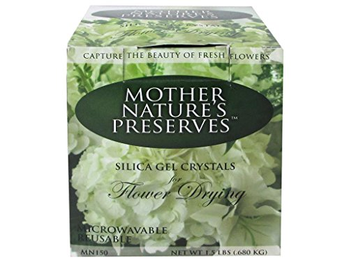 Mother Nature's Crystl Preserves Silica Gel Crystal 1.5lb