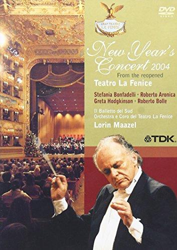 New Year's Concert 2004 / Lorin Maazel, Teatro La Fenice