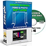 Green Screen Software - Video & Photography Compositing / Editing Chroma Professional for Windows PC & Mac Natron
