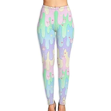 Amazon.com: Leggings para mujer, yoga, pantalones de Pascua ...