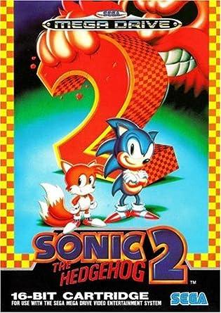 Amazon Com Sonic The Hedgehog 2 Video Games