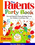 img - for The Parents' Party Book: For Children of All Ages (Golden Books Parents Library) book / textbook / text book