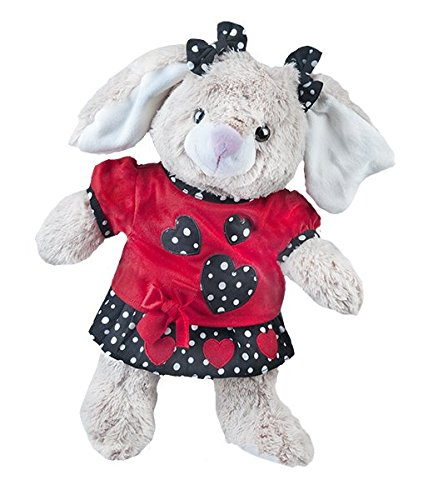 Party Heart-y Girls Outfit Fits Most 14-18 Build-a-bear and Make Your Own Stuffed Animals Teddy Mountain 2720