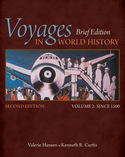 Voyages In World History,Brief Ed. V.2