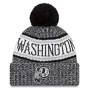 Amazon.com : New Era Knit Washington Redskins Red On Field