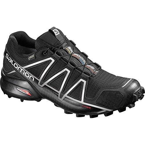 一瞬獲物広く(サロモン) Salomon メンズ ランニング シューズ?靴 Salomon Speedcross 4 GTX Trail-Running Shoes 並行輸入品