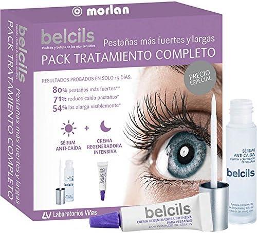 BELCILS - Pack Tratamiento Pestañas Belcils: Amazon.es: Belleza
