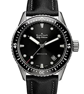 Blancpain Fifty Fathoms Bathyscaphe Watch 5000-1230-B52A