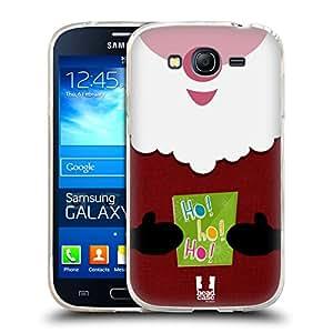 Head Case Designs Santa Mix Christmas Soft Gel Back Case Cover for Samsung Galaxy Grand Neo I9060