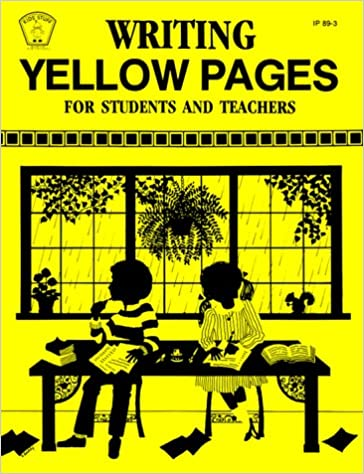 Buy Writing Yellow Pages for Students and Teachers Book Online at