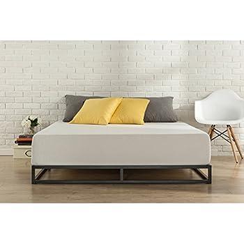 Amazon.com: 14th Mobility Sturdy King Size Platform Bed ...