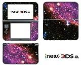 #2: Vanknight Vinyl Decals Skin Sticker for the New Nintendo 3DS XL 2015