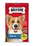 Milk Bone Mini's Flavor Snacks, 15-Ounce (Pack of 6)