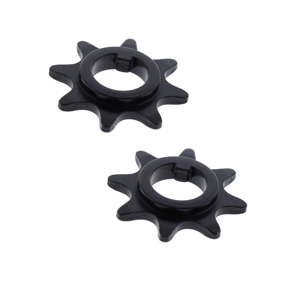 Dewalt DW734/DW735 Planer (2 Pack) Replacement Sprocket # 5140010-81-2pk by BLACK+DECKER