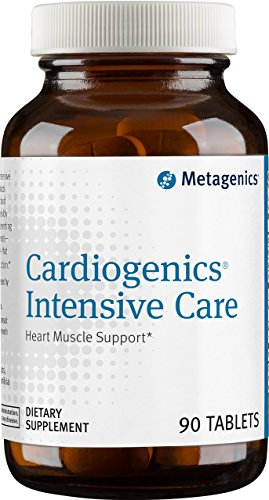 Metagenics Cardiogenics Intensive Tablets Count