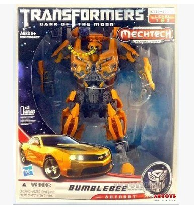 KO Version DOTM Leader Class Bumblebee