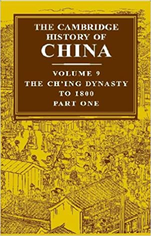 THE CAMBRIDGE HISTORY OF CHINA EPUB
